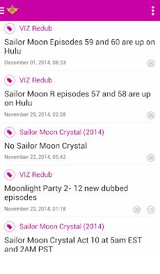 Sailor Moon Newsのおすすめ画像1