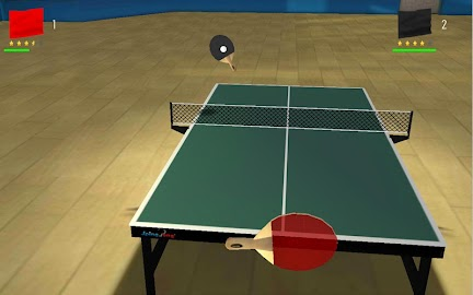 JPingPong Table Tennis Free Screenshot 3