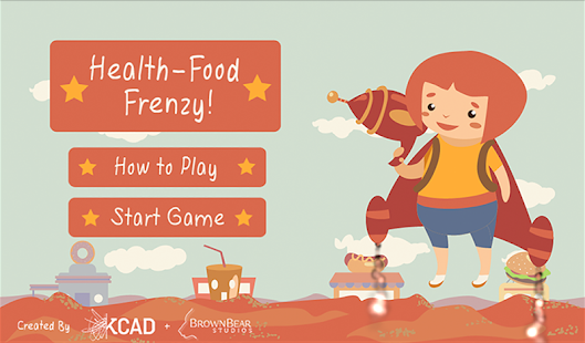 Health Food Frenzy- screenshot thumbnail