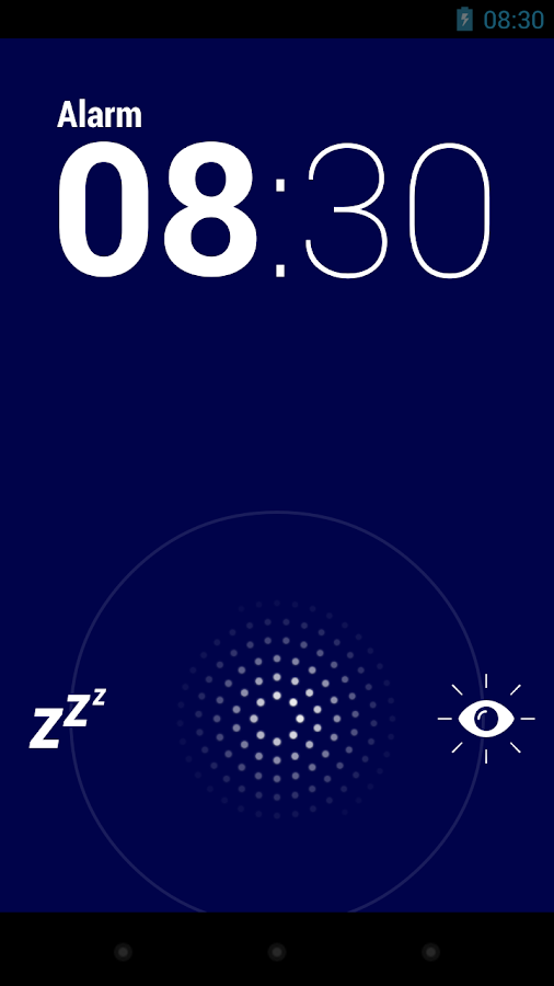 Clock JB+ - screenshot