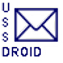 USSDroid please call me logo