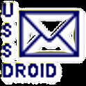 USSDroid please call me logo