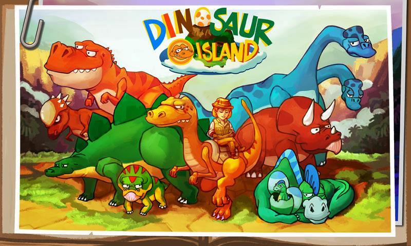 Dino Island - screenshot