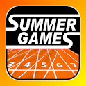 Summer Games 3D logo
