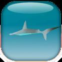 HammerheadShark and Sardines logo