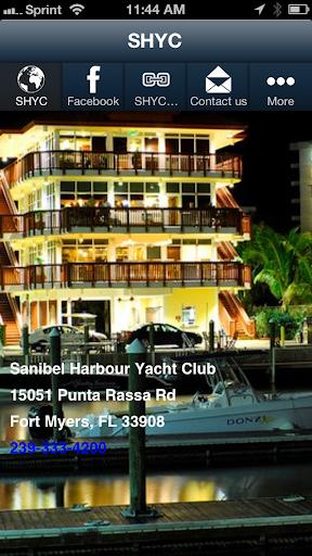 Sanibel Harbour Yacht Club
