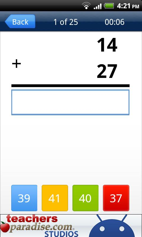 Math PRO for Kids - screenshot