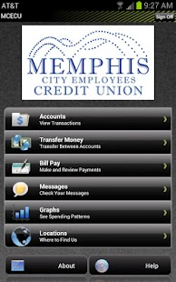 Memphis City Employees CU - screenshot thumbnail