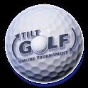 Tilt Golf: Online Tournament icon