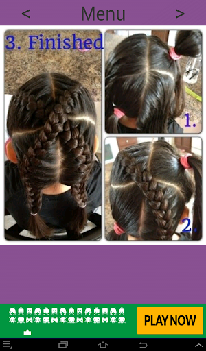 Hairstyles for girls 24.0.0 screenshots 7