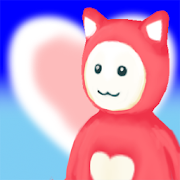 Heart Cat Run!