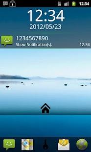 Custom Lock Screen - screenshot thumbnail