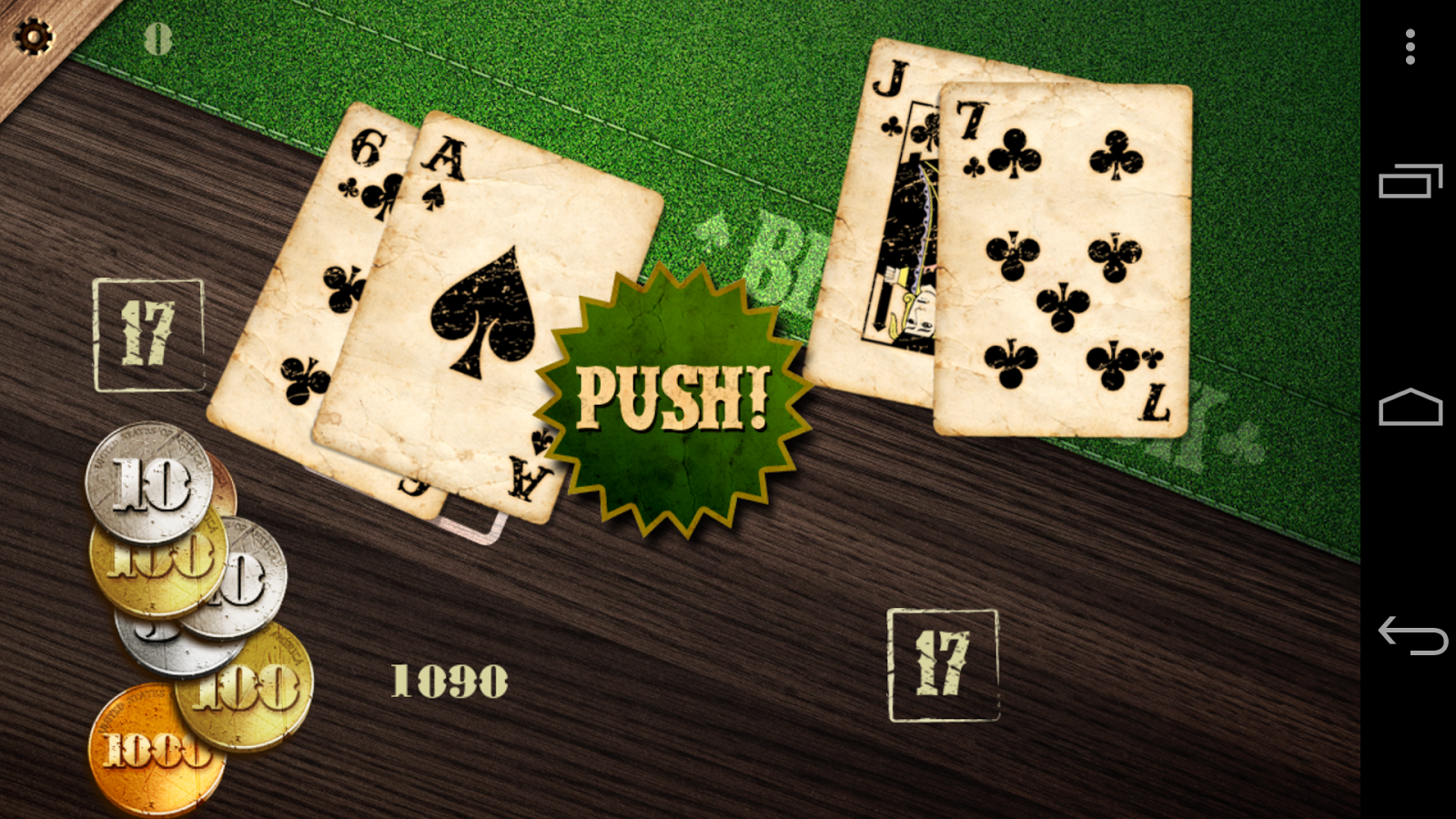 Blackjack Master- screenshot