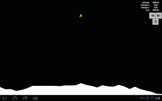 Screenshot of Lander