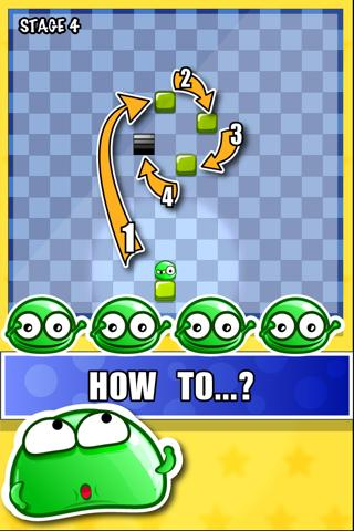 Slime Escape- screenshot