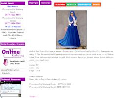Screenshot of Hijab Modern
