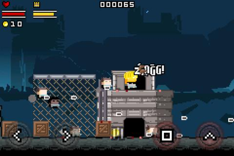 Gunslugs - screenshot