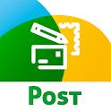 Smart PostCard icon