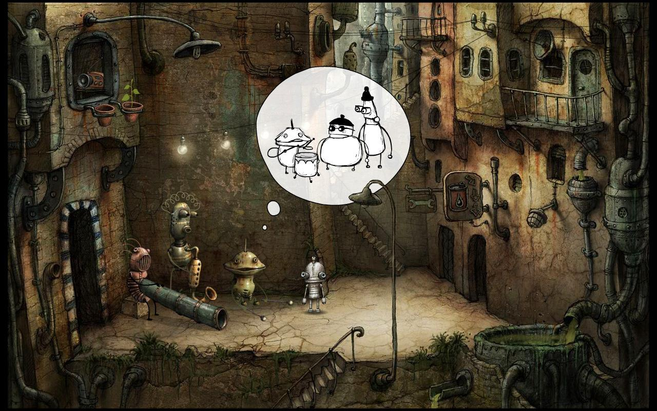 Download Machinarium APK v2.2.5 [FULL APK+DATA] - For ...