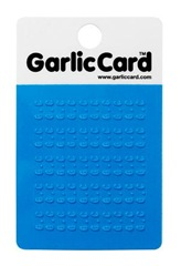 Garlic card