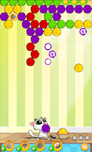 Bubble Shooter Cat- screenshot thumbnail