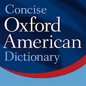 Concise Oxford American Dict.