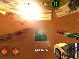 Screenshot of Speed Freakz