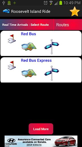 【免費交通運輸App】Roosevelt Island Ride-APP點子