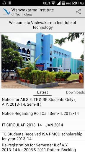 Vishwakarma Institute Pune