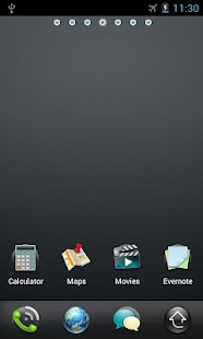 WebOS Go Launcher EX Theme - screenshot thumbnail