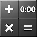 電卓タイマー icon
