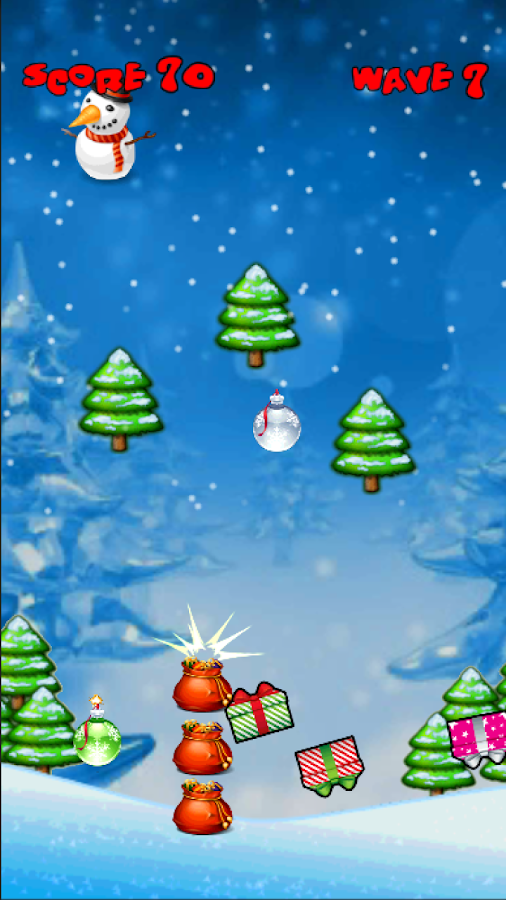 Jingle Bell Bombs- screenshot