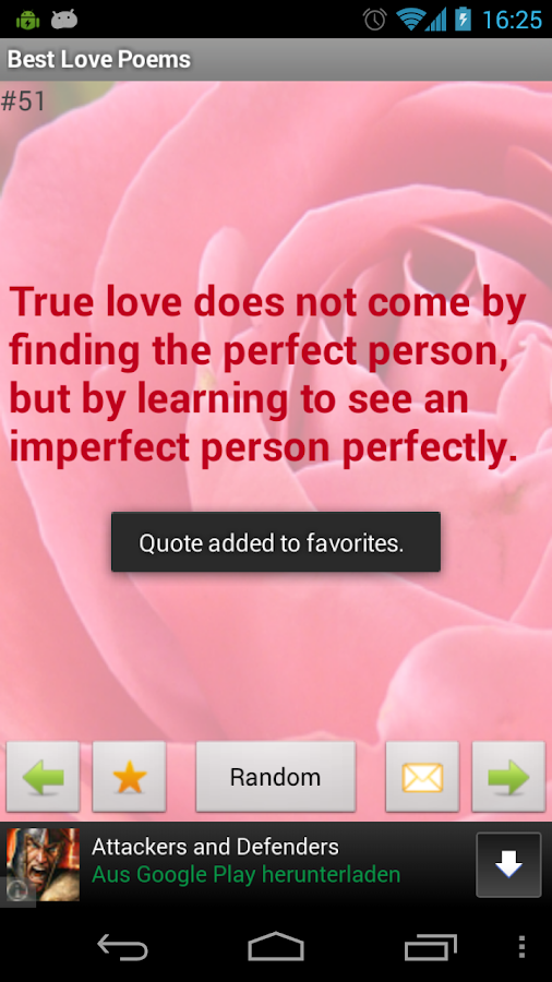 Love Poems, Love Quotes (TOP) - Android Apps on Google Play