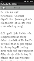Screenshot of 10 Dai De Tu Phat - Kinh Phat