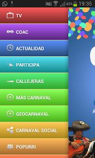 El Carnaval de Cádiz - screenshot thumbnail