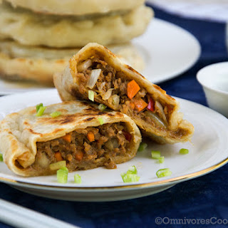 Chinese Beef Meat Pie