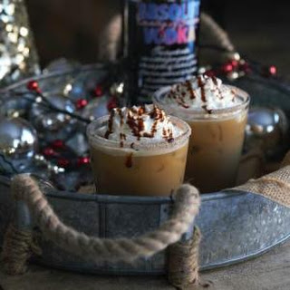 Gingerbread White Russian.