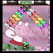 Peppi Pig Bubble Frozen