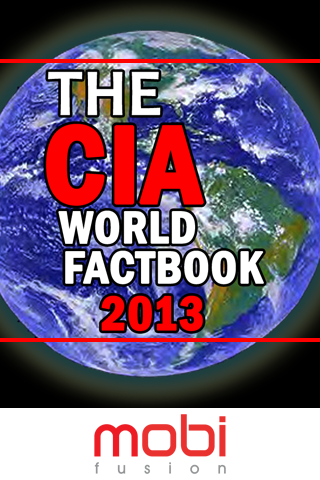 CIA World Facts - screenshot