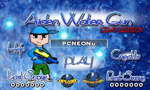 Aiden Water Gun Demo- screenshot thumbnail