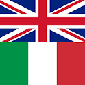 English & Italian Translator icon