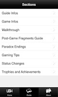 Screenshot of Guide - Final Fantasy XIII 2