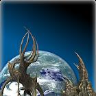 Alien Planet LWP icon
