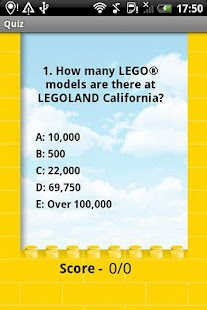 LEGOLAND California - Official - screenshot thumbnail