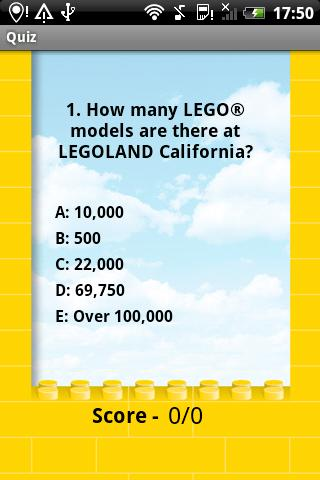 LEGOLAND California - Official- screenshot