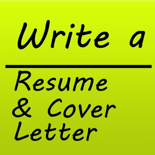 Write a Resume & Cover Letter LOGO-APP點子