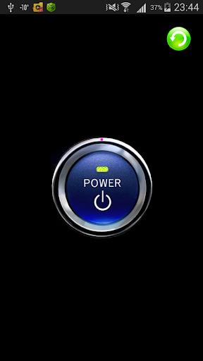 Powerfull LED flashlight