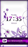 Screenshot of Go Locker Royal Purple