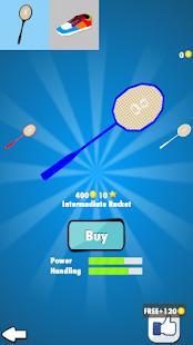 Badminton Smash 3D- screenshot thumbnail