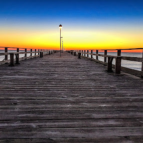 The Pier by Lou Plummer - Instagram & Mobile iPhone (  )